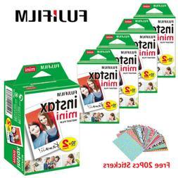 Fujifilm Instax Mini 8 9 11 LiPlay Film Camera Sheets Fuji I