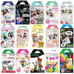Fujifilm instax mini 8 Film -Special Character Frames- for F
