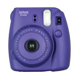 Fujifilm Instax Mini 8 Instant Film Camera Grape With 20 She