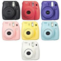 Fujifilm Instax Mini 8 Instant Camera & Film  - Black