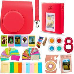 Fujifilm Instax Mini 9/8 Camera Accessories - Deluxe Kit!