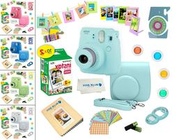 Fujifilm Instax Mini 9 Instant Camera + 20 Fuji Film Sheets