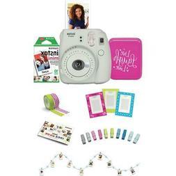 Fujifilm Instax Mini 9 Instant Film Camera Back To School Bu