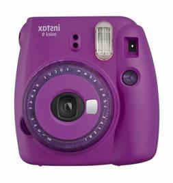 Fujifilm instax mini 9 Instant Film Camera - Purple
