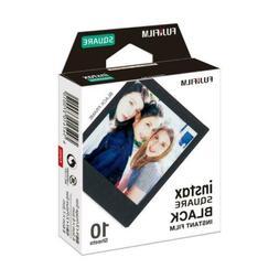 Fujifilm Instax Square Black Film - 10 Exposures