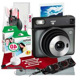Fujifilm instax Square SQ6 Instant Film Camera  with 30 Shee