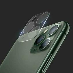 For iPhone 11 Pro Max Camera Tempered Glass Protector Film P