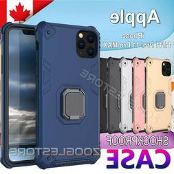 iPhone 11 Pro XR X XS 11 Pro Max  Premium Case Stand Magneti