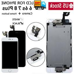 For iPhone 6 6S 7 8 Plus LCD Touch Screen Replacement Digiti