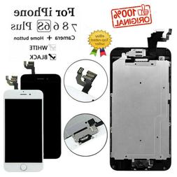 For iPhone 6 6S 7 8 Plus LCD Dispaly Touch Screen Digitizer