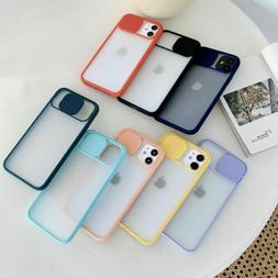 For iPhone11 Pro Max SE 2020 XS XR 8+Slide Camera Protect Cl