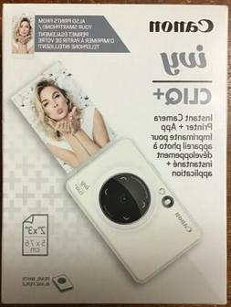 Canon IVY CLIQ+ Instant Camera Printer  3879C002 New
