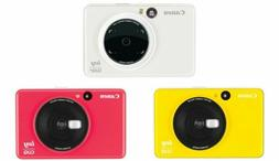 Canon Ivy Cliq+ Instant Camera with Built in Printer, Zink N