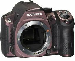 Pentax K-30 16 MP CMOS Digital SLR Silky Bordeaux