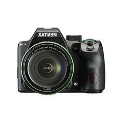 Pentax K-70 Weather-Sealed DSLR Camera with 18-135mm Lens