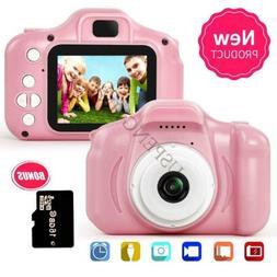 Kids 13MP 1080P Children Digital Cameras Toddler Video Recor