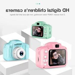 """Kids Children 1080P Digital Camera 2.0"""" LCD HD Mini Camera P"""