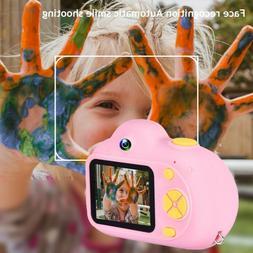 Kids Video Camera For Girls Boys 2 Inch Mini Digital Camera