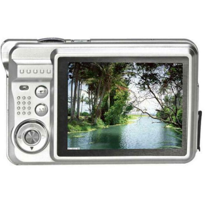 18 Mega Pixels CMOS 2.7 inch TFT LCD Screen HD 720P Digital