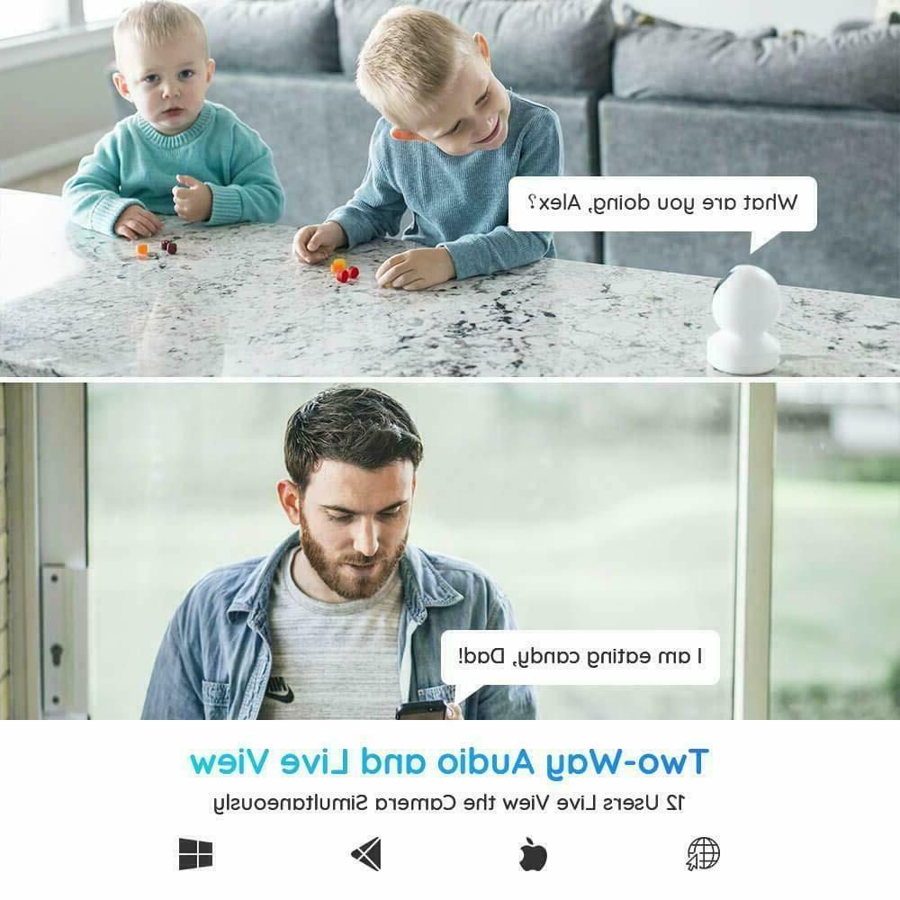 Reolink WiFi PTZ Security 3X Optical Pan Tilt 5G