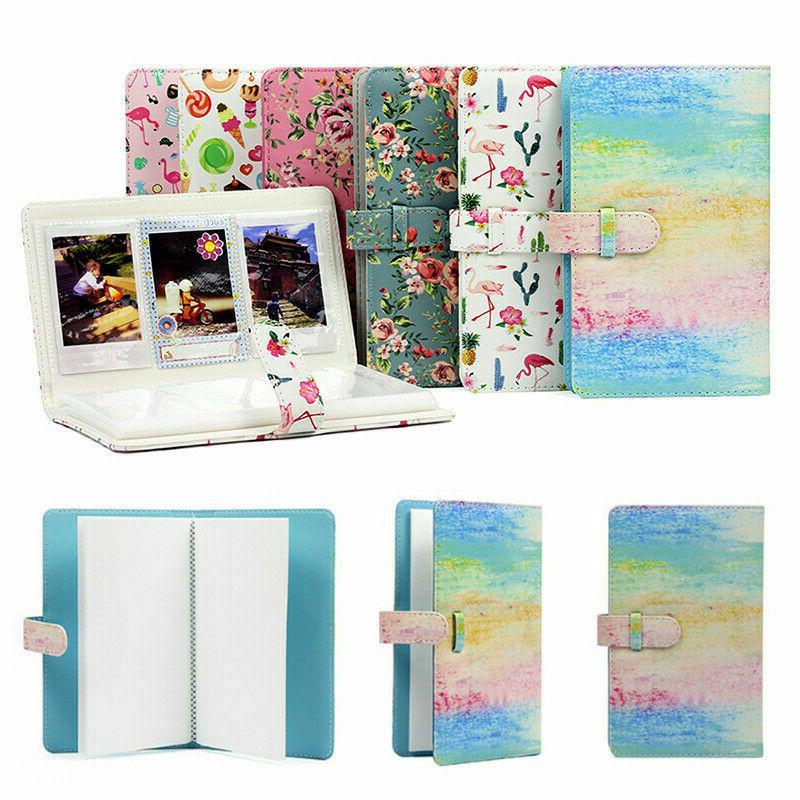 96 pocket photo album picture case