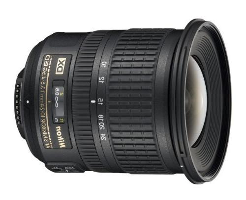 Nikon NIKKOR 10-24mm f/3.5-4.5G ED Lens with Auto for Nikon