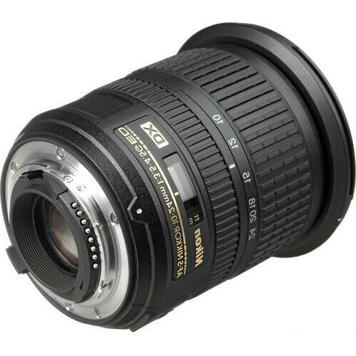 Nikon AF-S DX NIKKOR 10-24mm f/3.5-4.5G ED Zoom Lens with Au