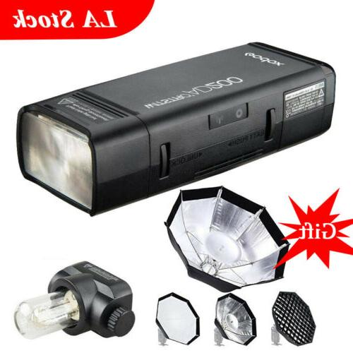 ad200 dual head pocket camera flash ad