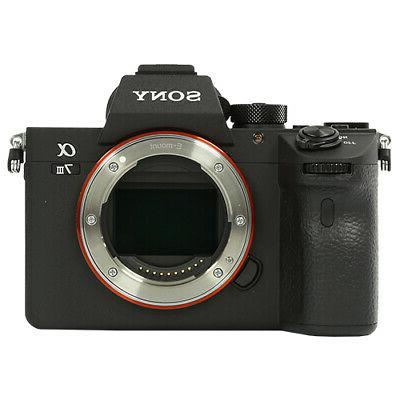 alpha a7 iii mirrorless digital camera body