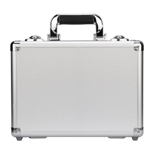 Aluminum Hard Case with Pre-Scored