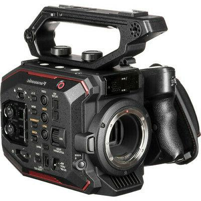 Panasonic AU-EVA1 Compact 5.7K Super 35mm Cinema Camera AU-E