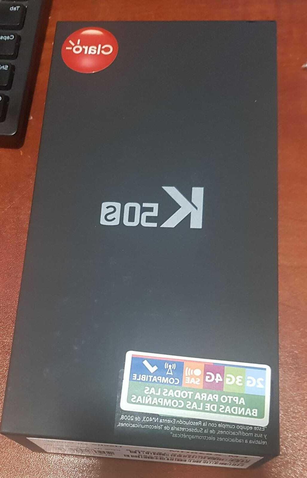Celular K50S LM-X540HM 4G LTE Camera