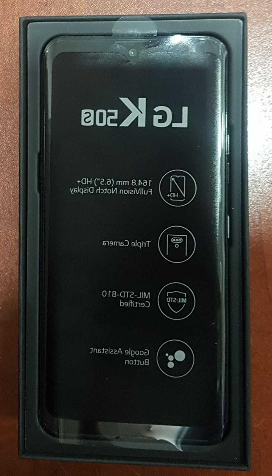 Celular Desbloqueado LM-X540HM LTE Triple