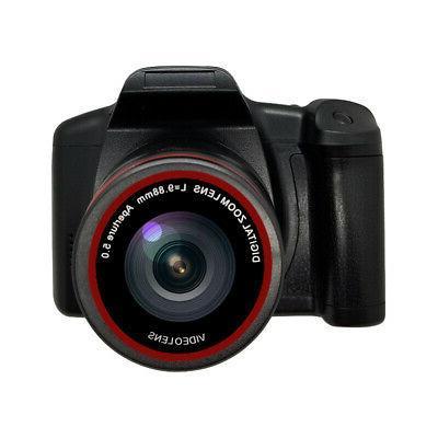 Digital Camera 16MP 1080P 16X Zoom Anti-shake