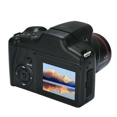 Digital Camera TFT LCD 16MP 1080P 16X Anti-shake