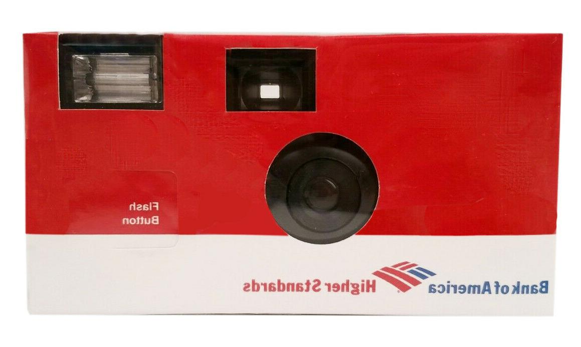 disposable 35mm camera with flash
