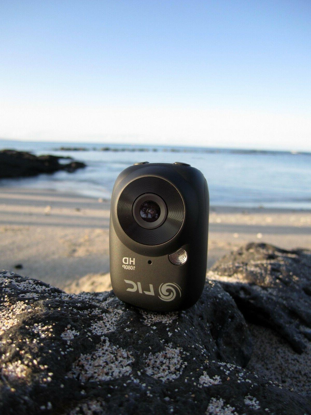 ego series 727blk mountable sport video camera