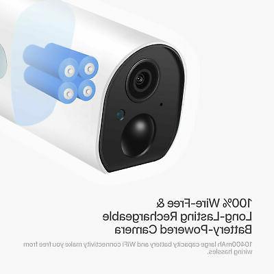 ZOSI Wireless Camera Battery Powered