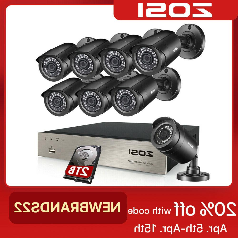 hd 8ch 1080p dvr 720p outdoor home