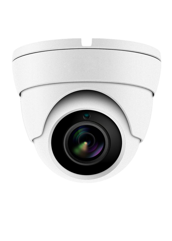 Hikvision Compatible AnpvizIP Dome POE Onvif Mic