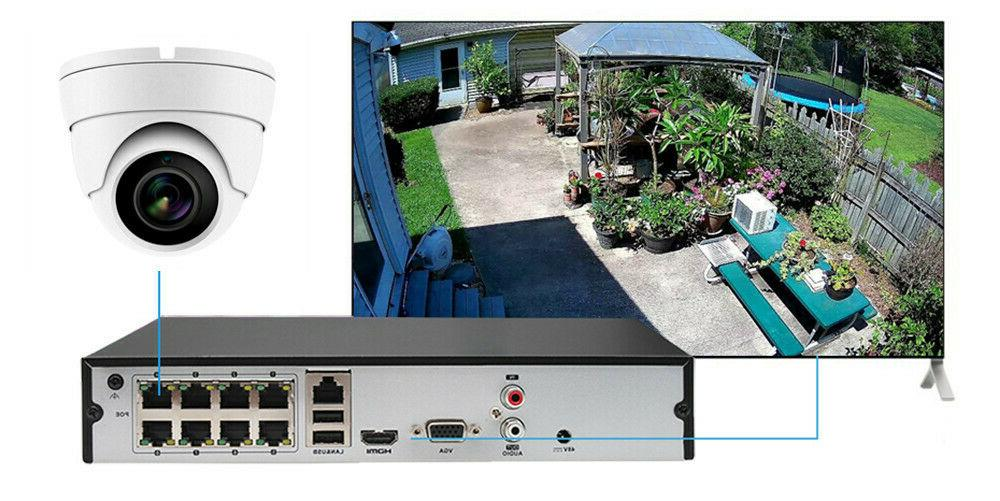 Hikvision Camera Dome POE Onvif
