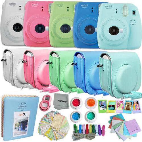 instax mini 9 instant camera choose color