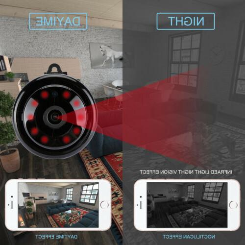 IP Wireless Security Surveillance Home Vision Two-Way