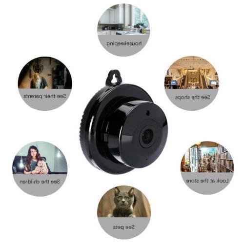 IP Camera Wifi Security Night Vision Audio