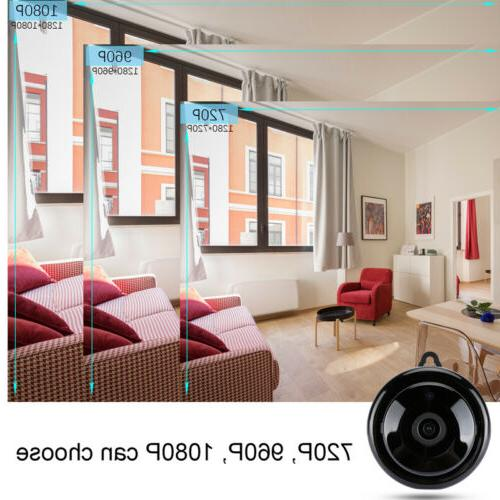 IP Camera Wireless Wifi Security Surveillance Vision Two-Way