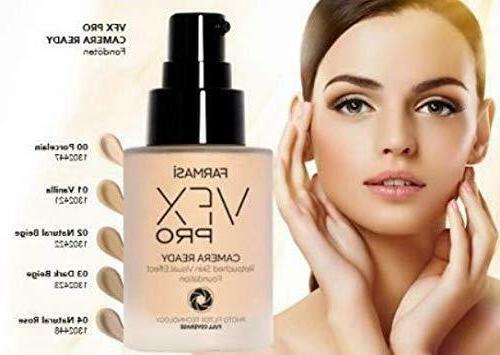 Farmasi Make Up Vfx Pro Camera Ready Foundation 30 Ml