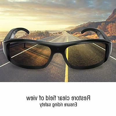 Mini 1080p HD Sunglasses with Audio and