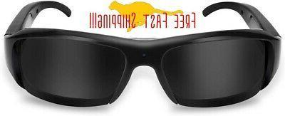 mini hidden camera glasses 1080p hd sunglasses
