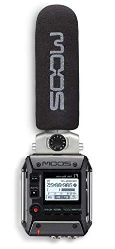 Zoom Video Microphone-Field Recorder/Shotgun Mic