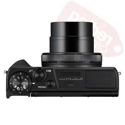 Canon G7 Mark 20.2MP Digital 4.2x Zoom